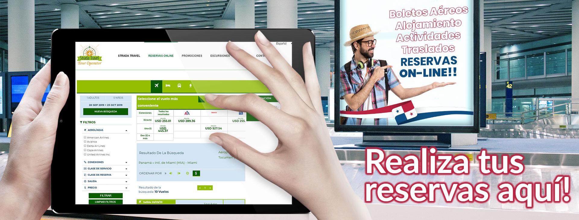 Buscador de Reservas Haz Clic AQUÍ!