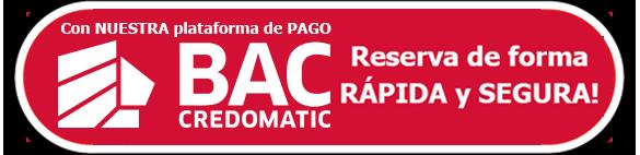 Plataforma de PAGO BAC Credomatic