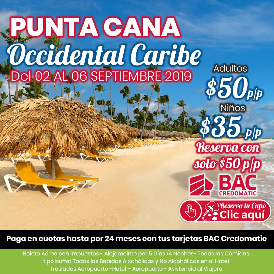Punta Cana Hotel Occidental Caribe