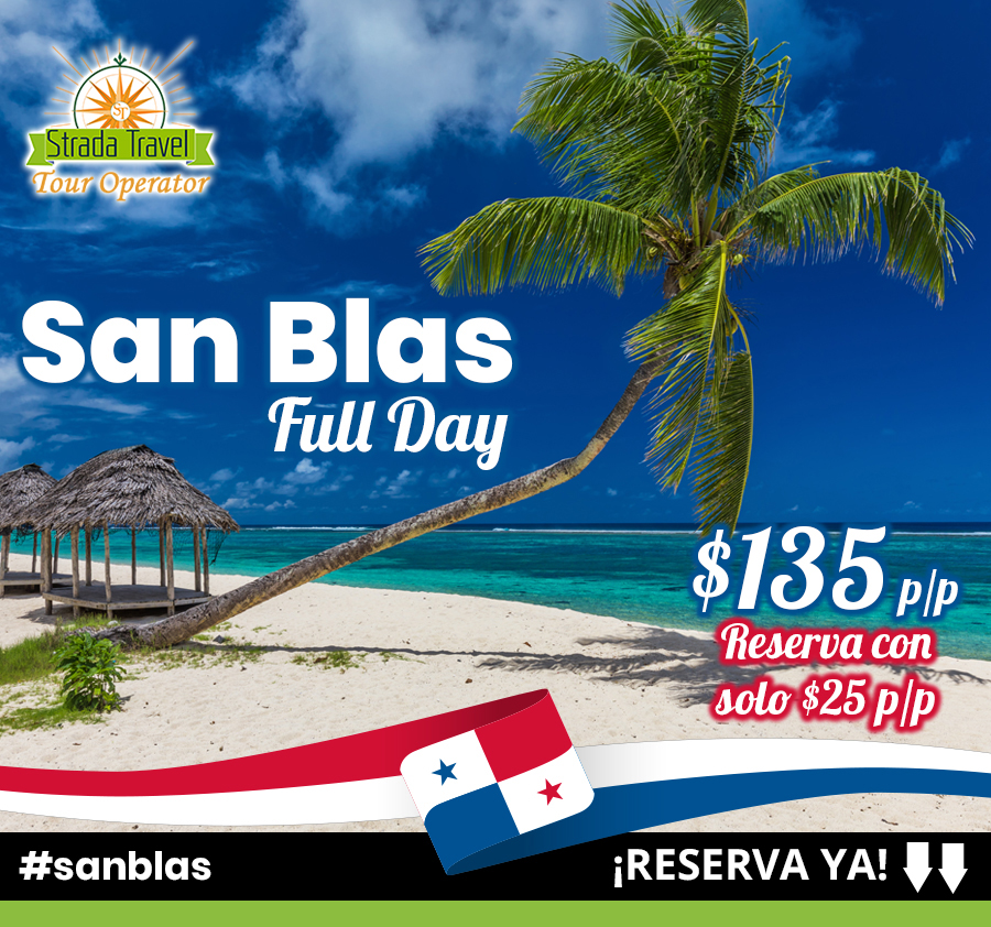 SUPER PROMO San Blas Full Day