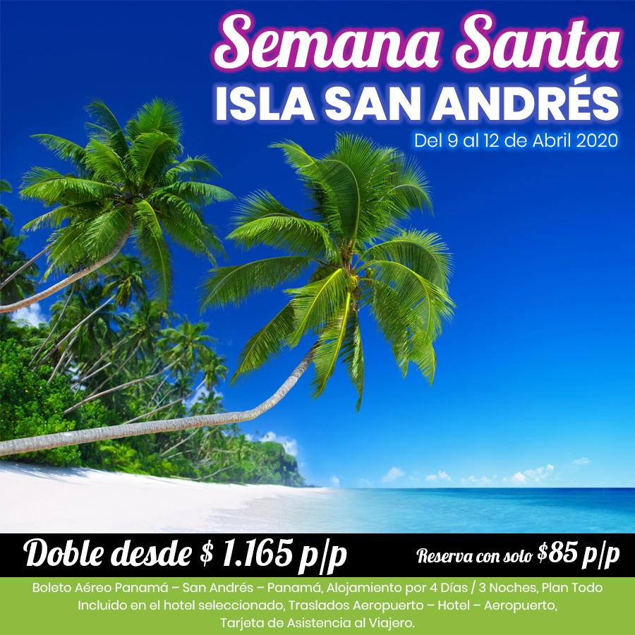 Semana Santa en la Isla San Andrés