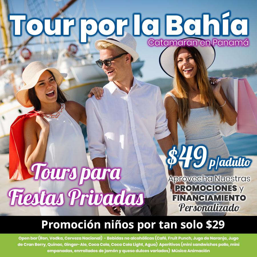 Tour por la Bahía