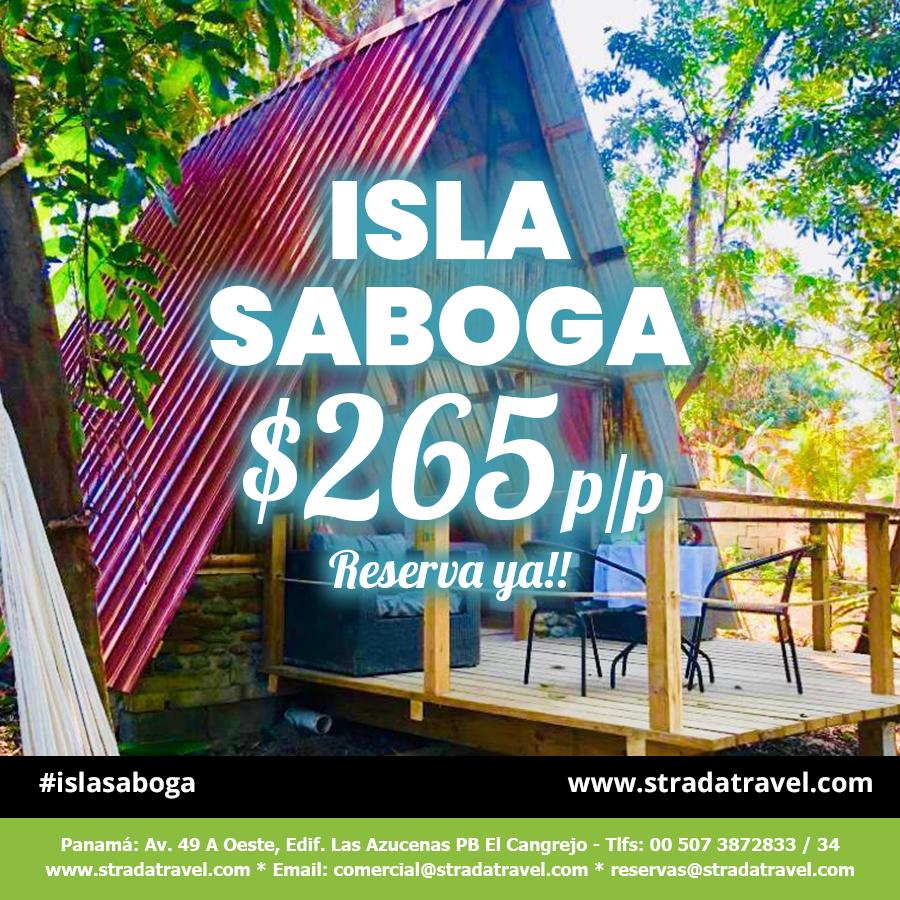 Isla Saboga