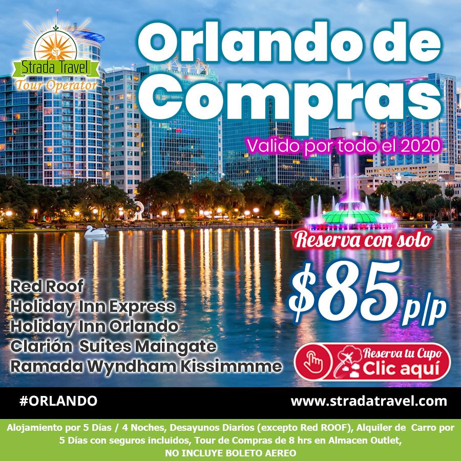 Orlando de Compras