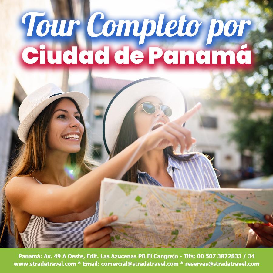 Tour Completo por Ciudad de Panamá